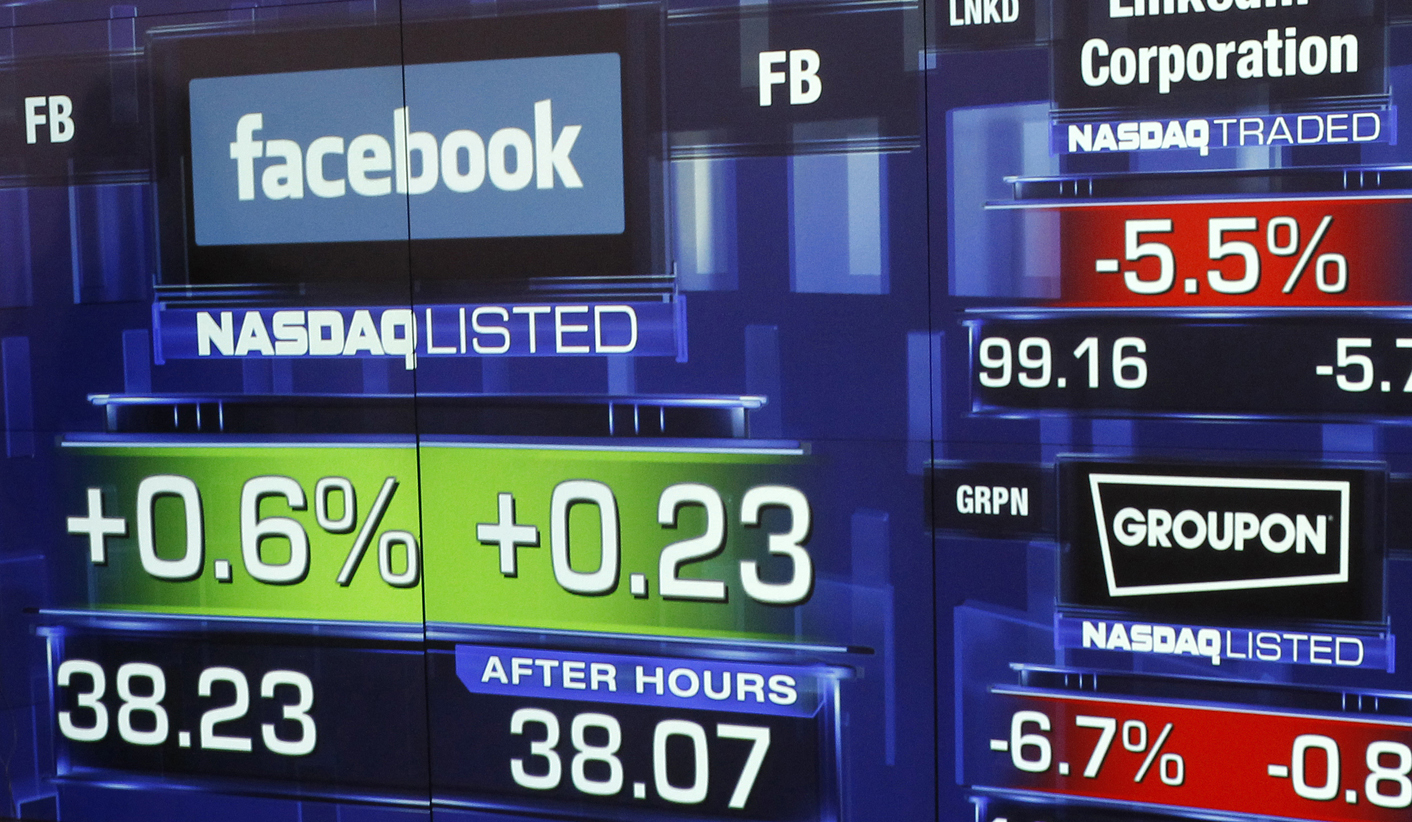 facebook inc stock value and investment report Facebook inc cl a stock  alphabet shares fall on report of covered-up  those who have losses in excess of $100,000 from investment in facebook, inc.