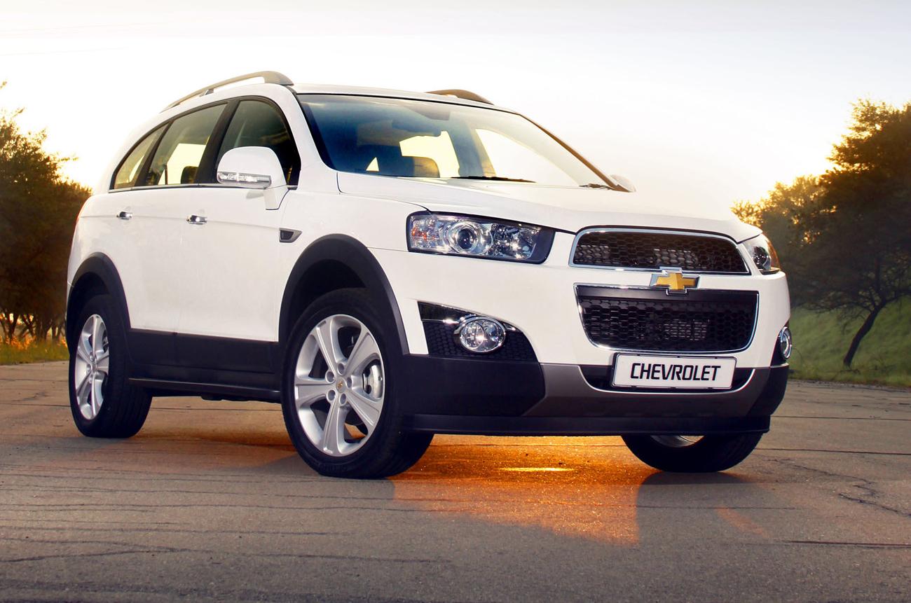 Chevrolet Captiva 2 2 Ltz Diesel Reaching For Higher G