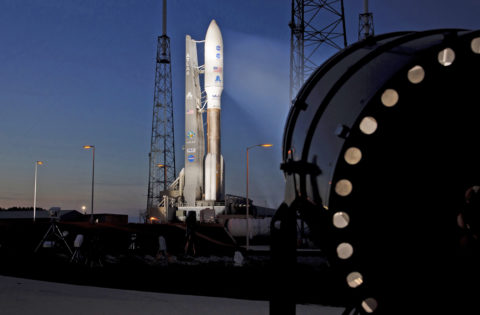 NASA chooses nine companies to bid on flying to Moon