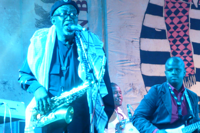 Oppikoppi 2011: Soon to be 60, Hotstix is still strong,