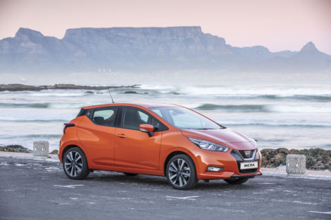 MOTORING: Nissan Micra Turbo Acenta: A brave new face