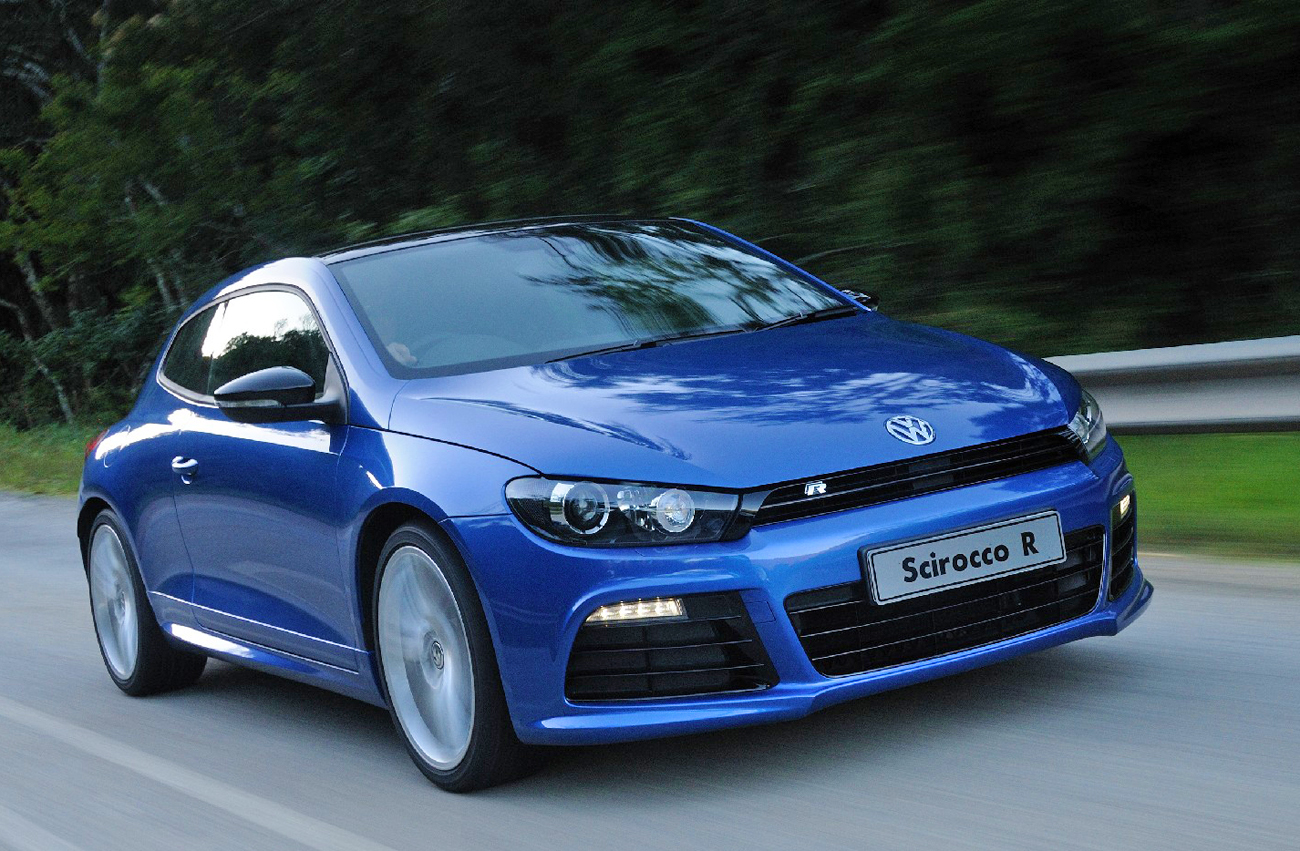 vw scirocco r: the people's sports car
