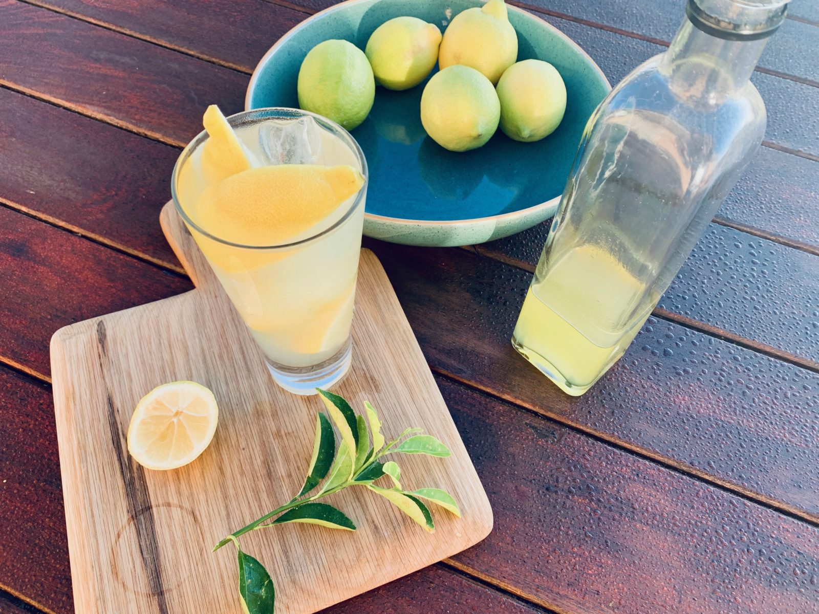 Grate stuff: The transformative power of lemons