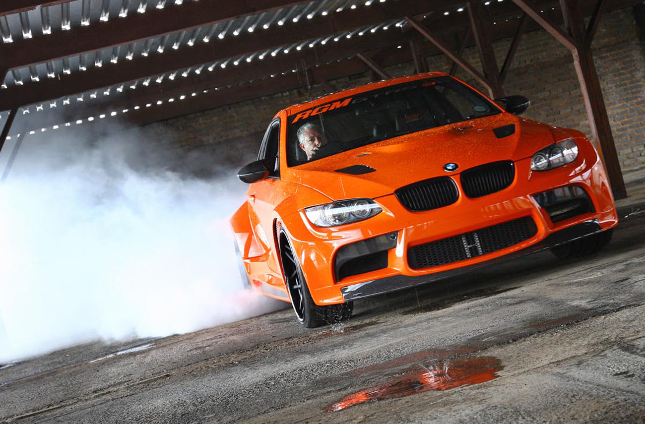 RG Motorsport BMW M3 GTRS 3S: Meet the Monster
