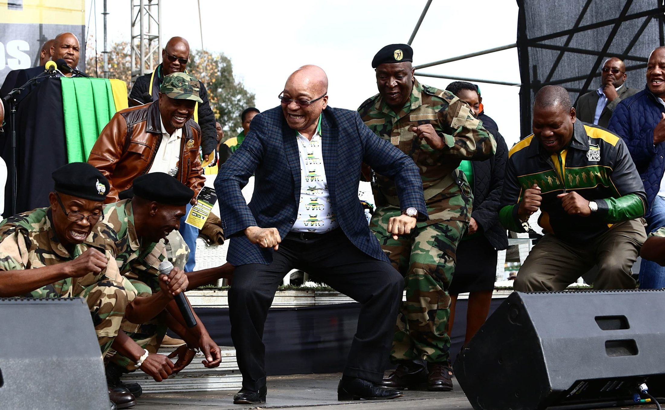 Zuma has dug his own grave and can expec…