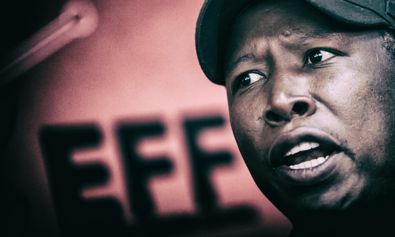 Julius Malema, a forever ten percent man?