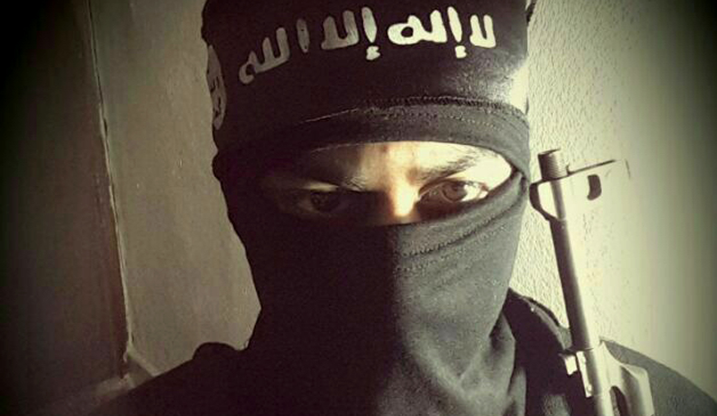 Is this the first South African fighting for the ISIS?