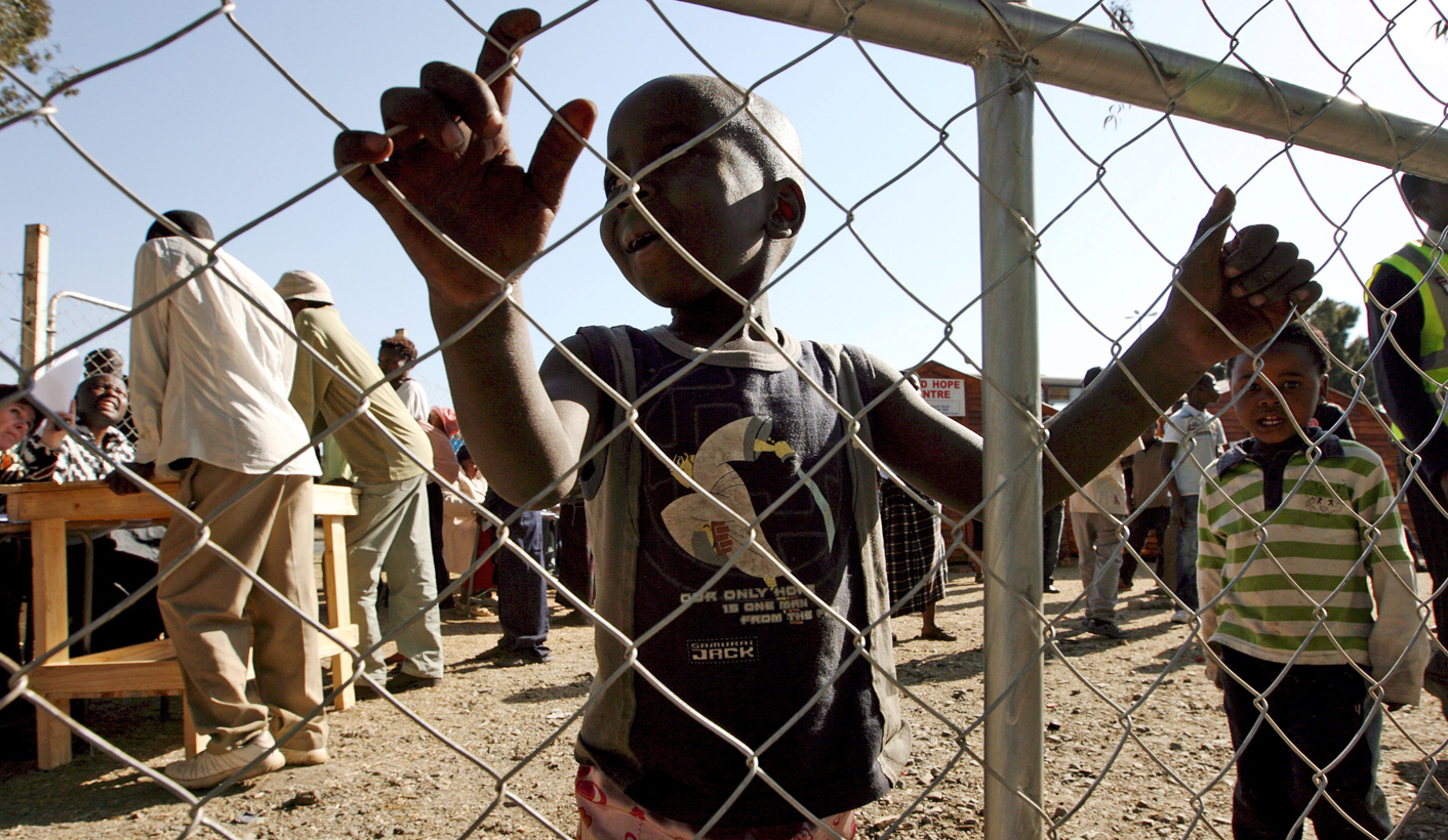 SAHRC: Let's Talk About Xenophobia