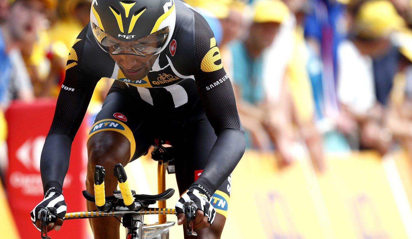 Tour de France  What will define success for Team Qhube... 5e30497c9