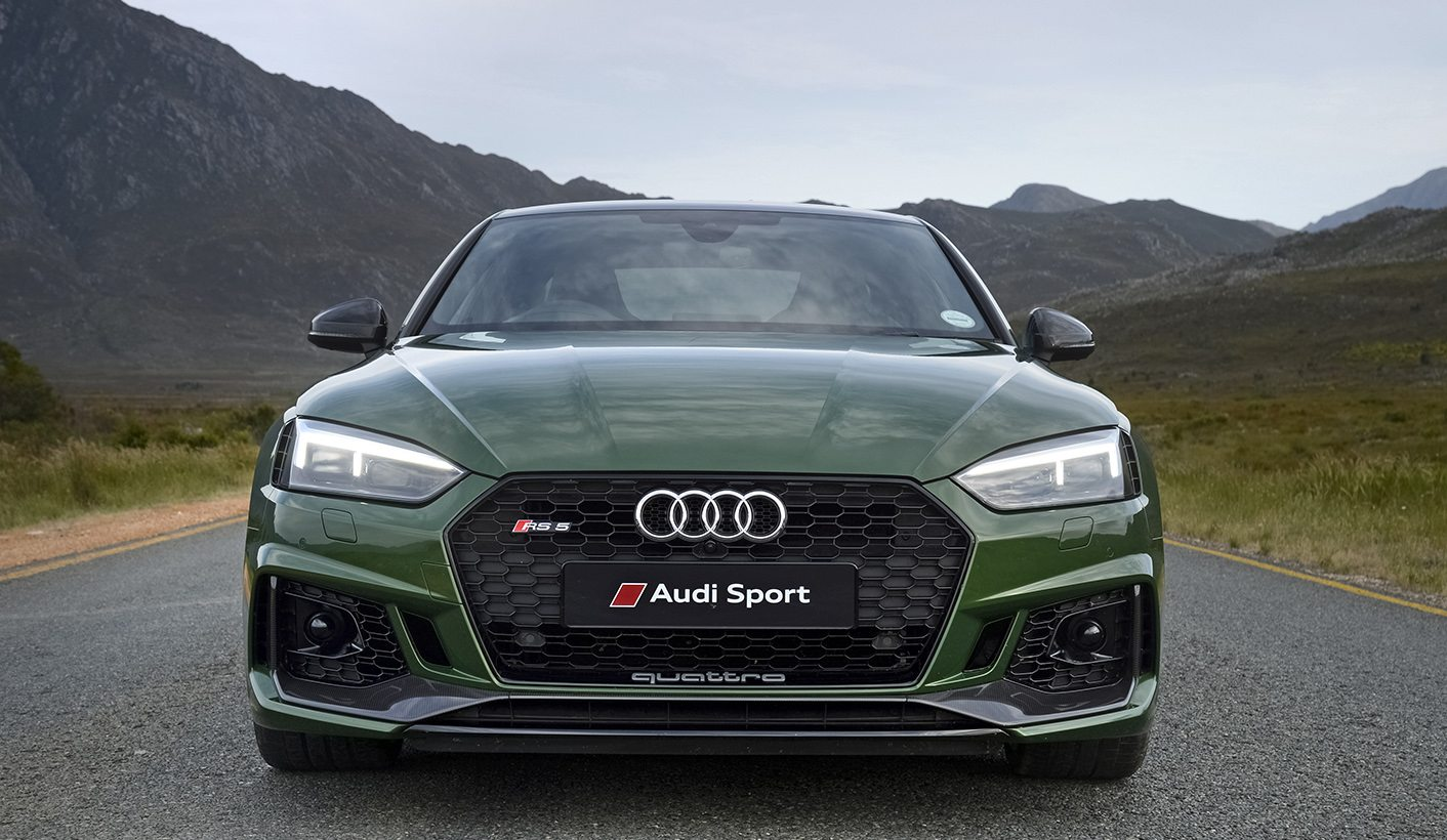 Tried And Tested Audi RS Coupé Rock Me Gently Daily Maverick - Audi rs 5