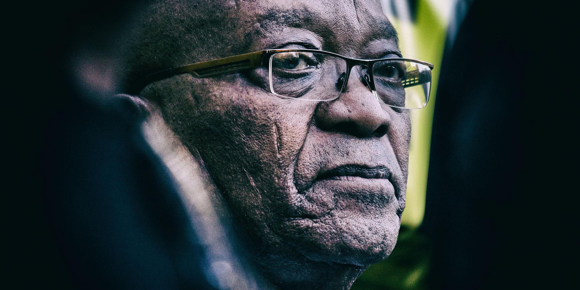 Jacob Gedleyihlekisa Zuma, Suicide-Bomber-in-Chief