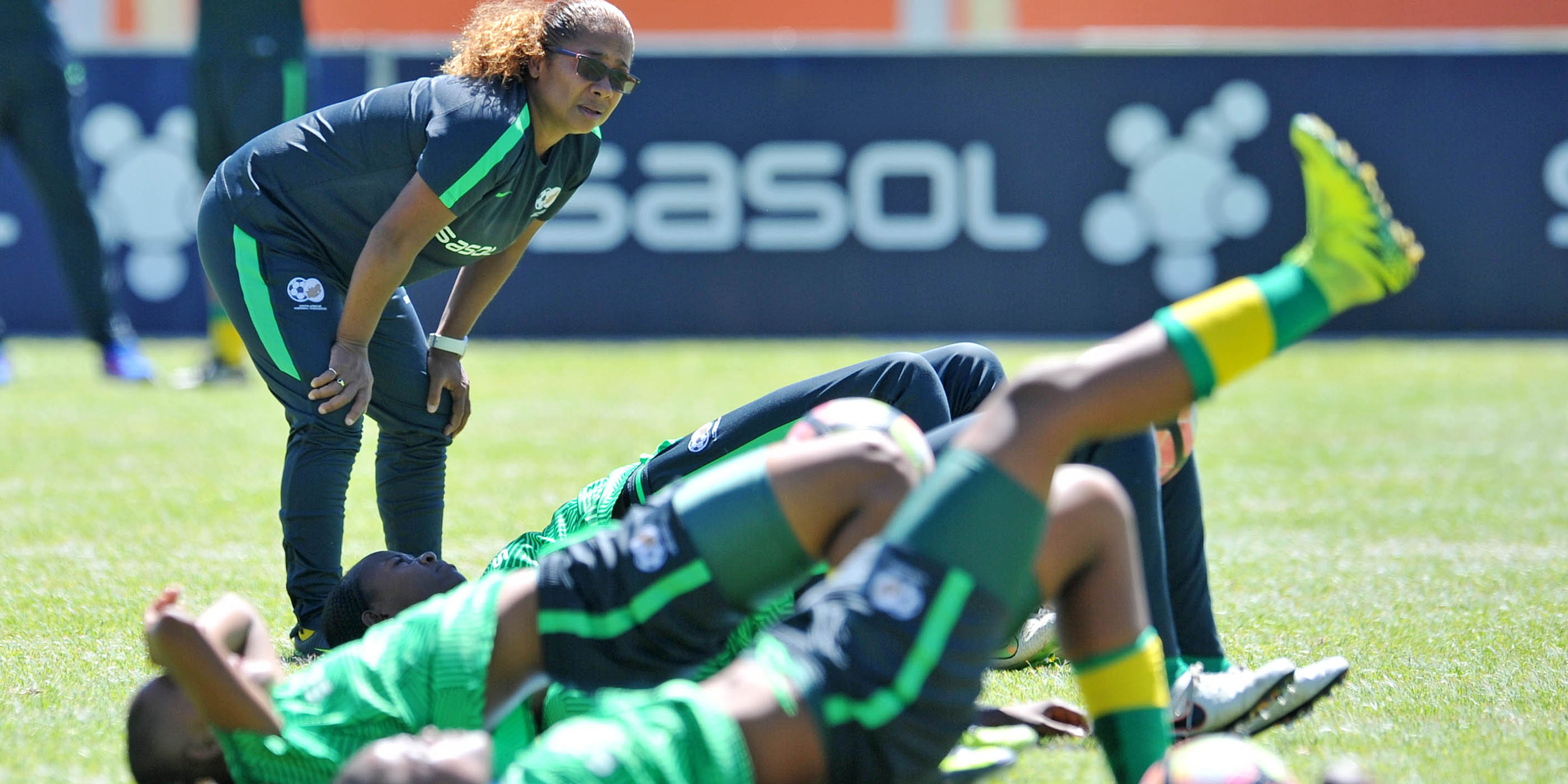 Being Banyana: A history of strife