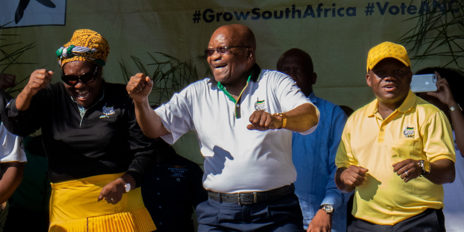 Inside KZN: A tale of two presidents — greeted very d