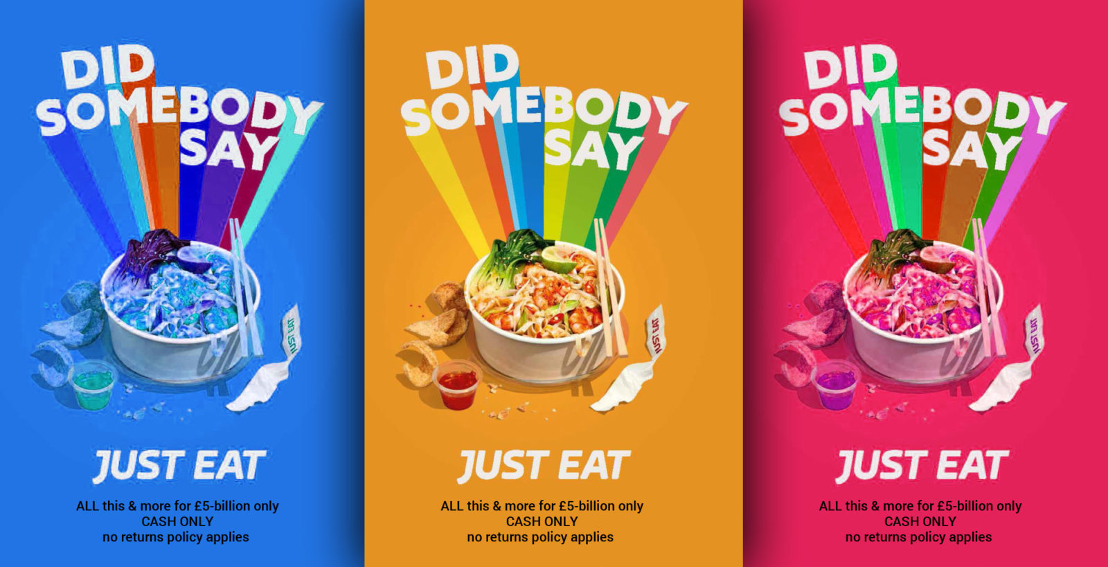 Prosus Launches Charm Offensive For Just Eat