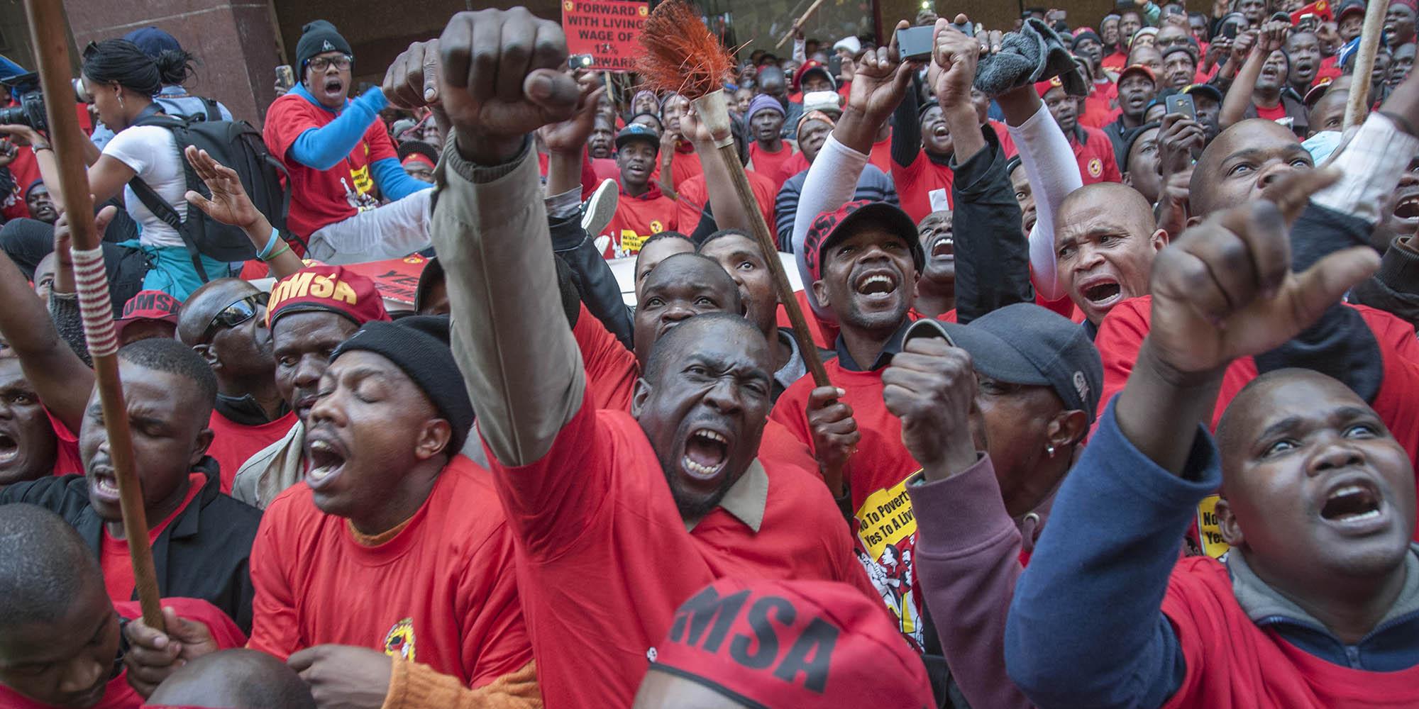 BUSINESS MAVERICK: New legislation requiring secret strike ballots is the latest in South Africa's intra-union battles