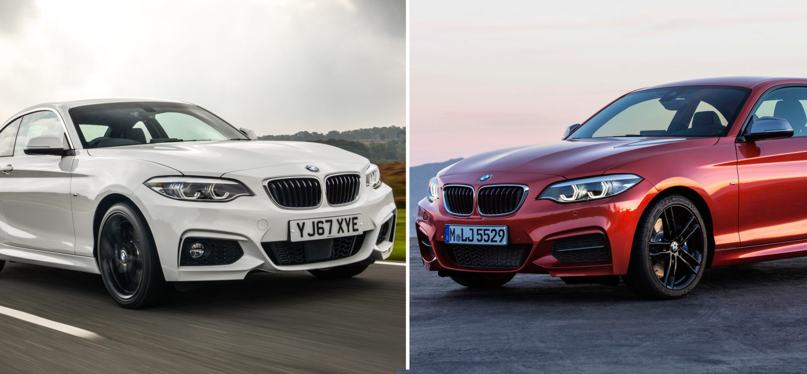 Motoring Bmw 220d Vs 220i A Tale Of Two 2s