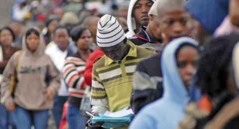 Job Stats: Unemployment rise adds to Ramaphosa's economic woes