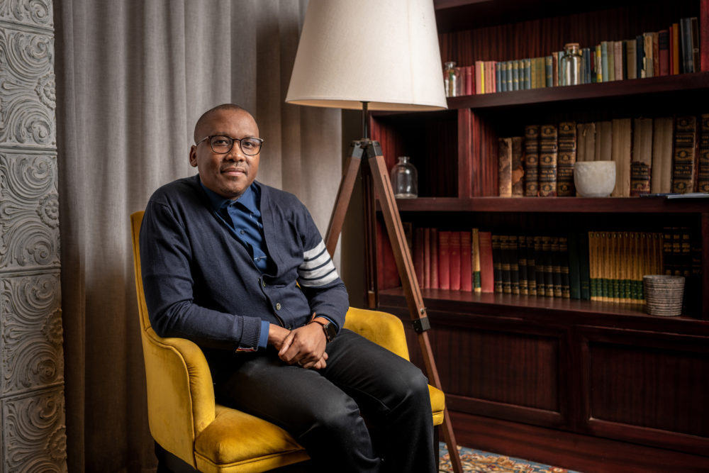 Spotlight Interview: Face to face with Dr Bandile Masuku
