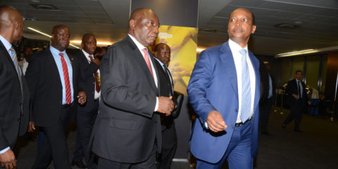 ANALYSIS: It is perfectly legitimate to scrutinise Ramaphosa's business buddies during his presidency - here's why