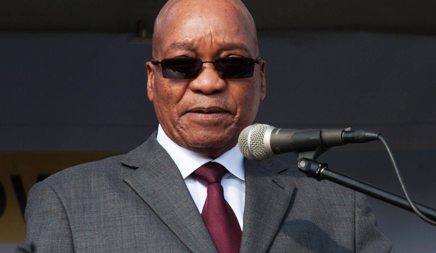 Jacob Zuma gaan MIA as Derek Hanekom se advokate probeer kennis gee - Daily Maverick