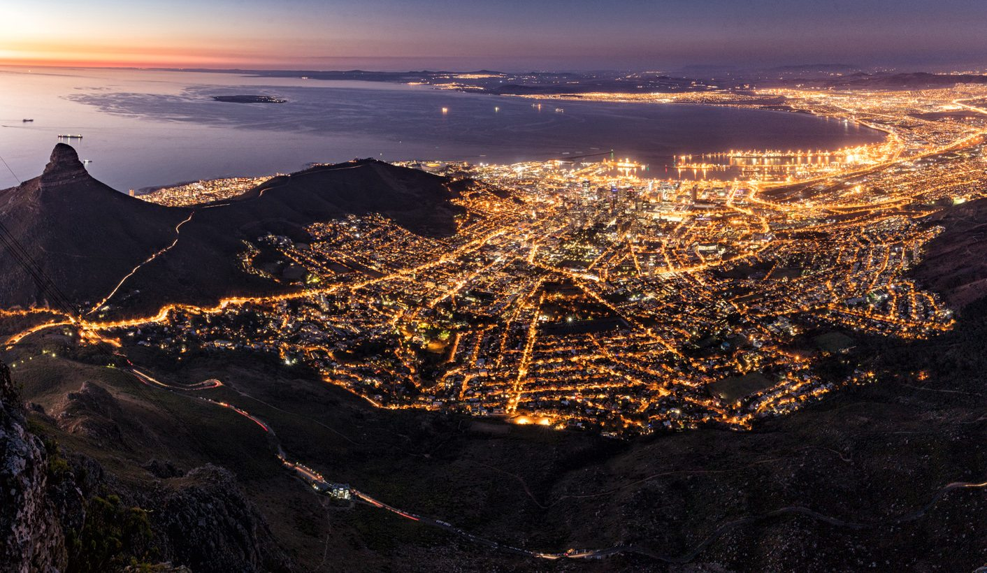 Cape Town moves to set up own electricity supply - Daily Maverick