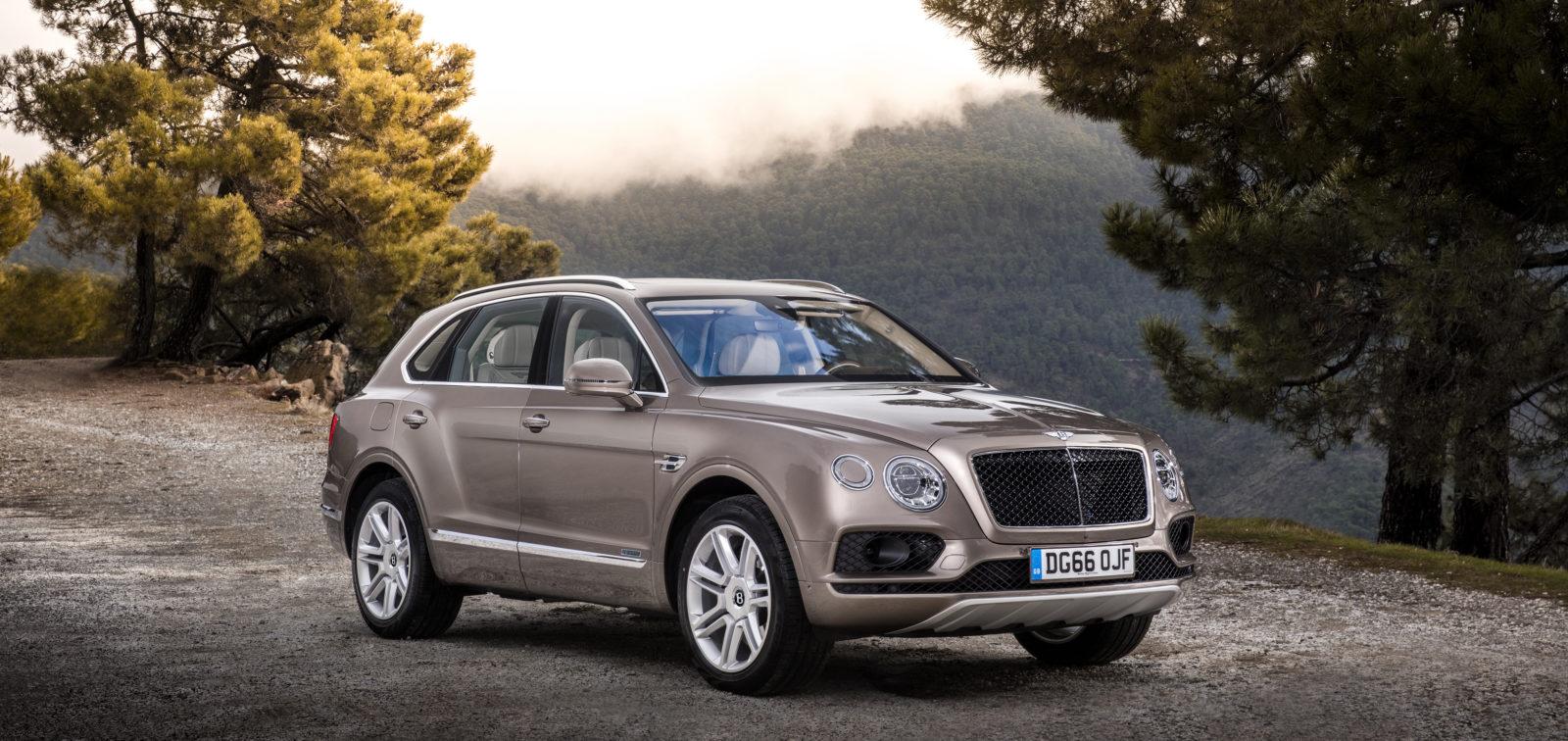 Bentley Bentayga Diesel King Of The Road