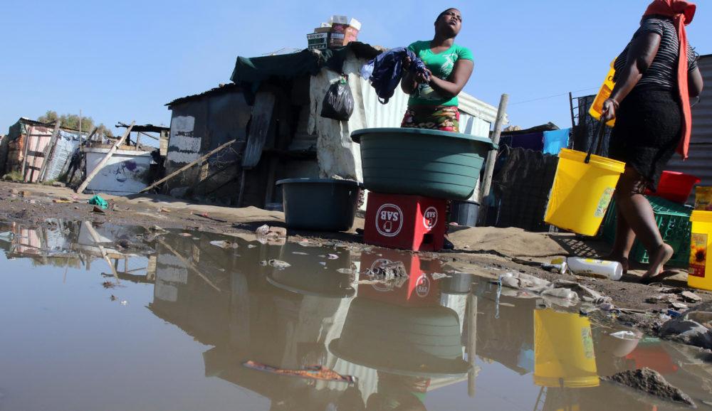Mr President, innovative sanitation is also a big game...