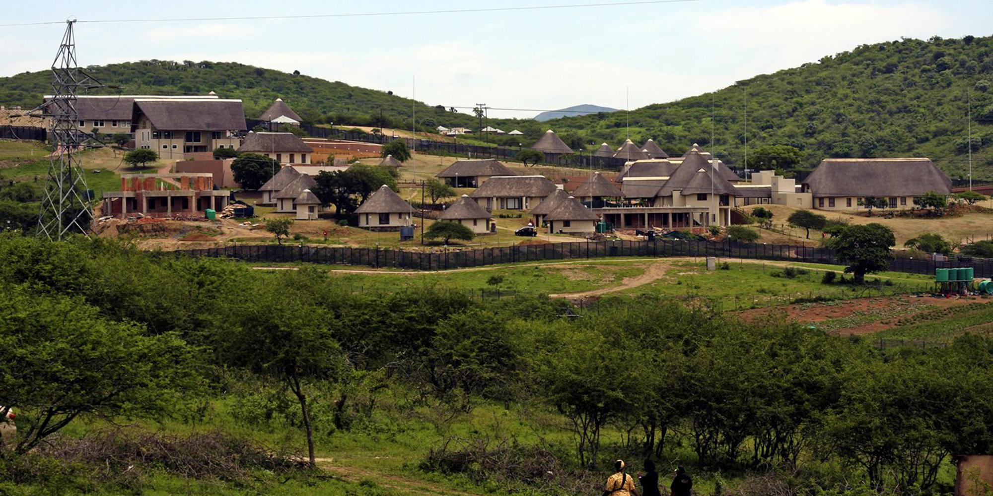 Insecure in Comfort: VBS Bank liquidators want Nkandla homestead if Zuma fails to repay loan