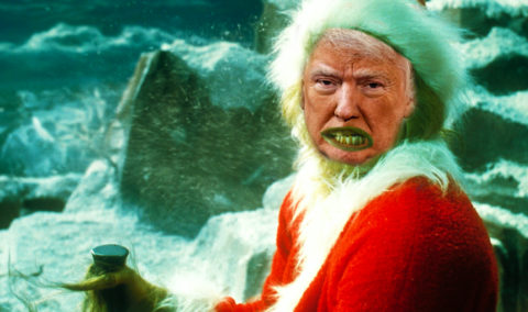 TRADE WARS: How the Trump Stole Christmas, or, Oh, The Crazy Tariffs He Will Impose