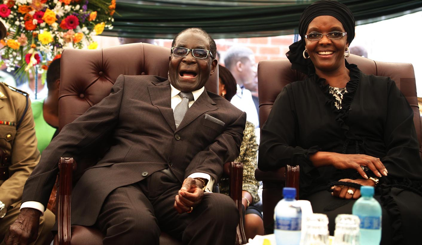 Ramaphosa says court must decide if Grace Mugabe diplomatic immunity grant was above board