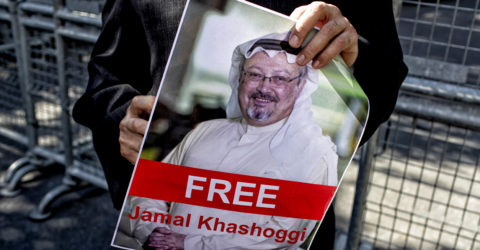 THE KHASHOGGI AFFAIR: A murder in the Orient that could throw Saudi international standing into the dustbin of history