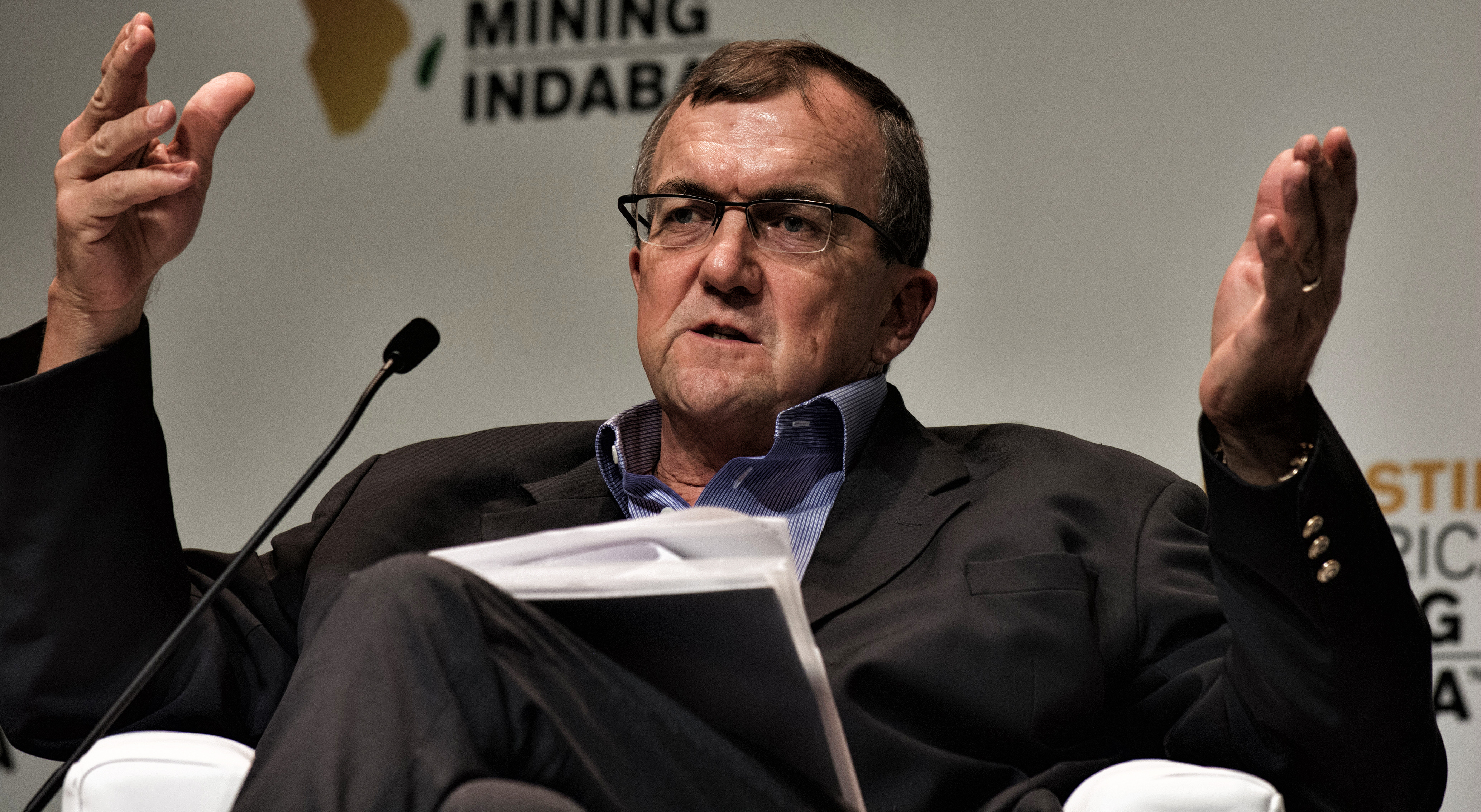 Mark Bristow and his Randgold team tick the right boxes to run the biggest gold merger ever