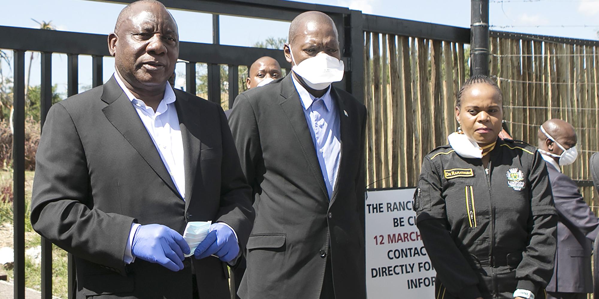 Limpopo health MEC locks up doctors in hospital quarantine - Daily Maverick