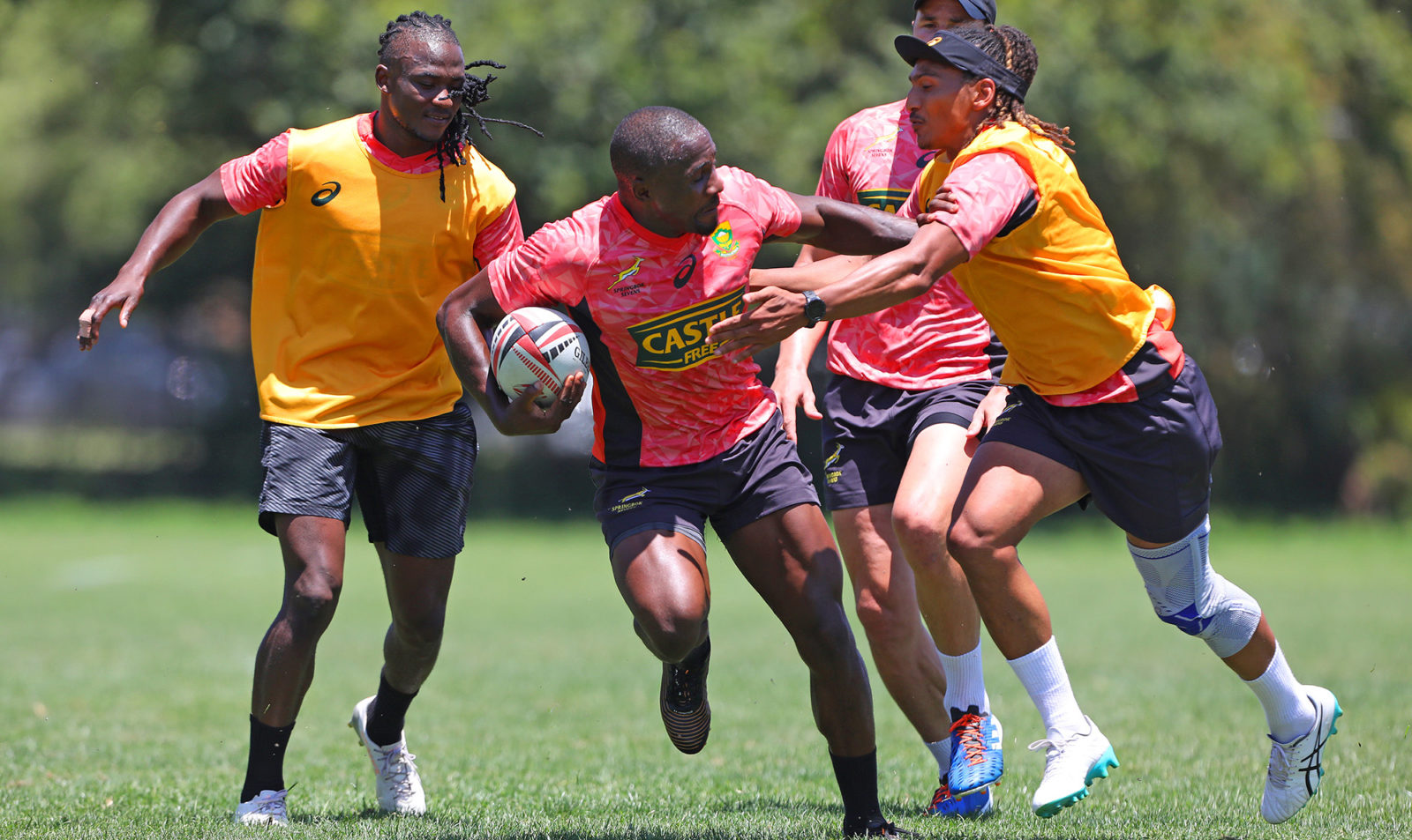 Gold Cup Rugby 2020.Blitzboks Ready For Dubai But All Eyes On Tokyo 2020