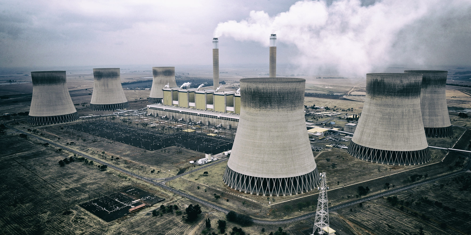 Eskom served with summons for criminal prosecution on charges of air pollution - Daily Maverick