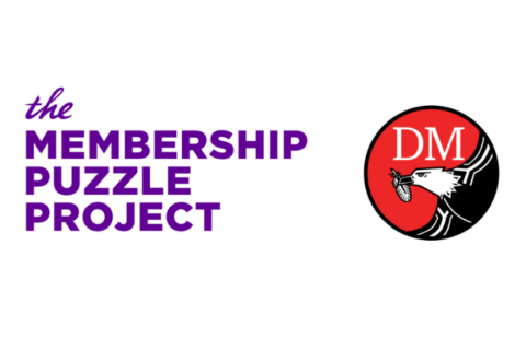 The Membership Puzzle and Daily Maverick audience engagement and membership workshop image
