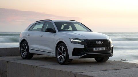 MOTORING: Audi Q8: Setting a new course