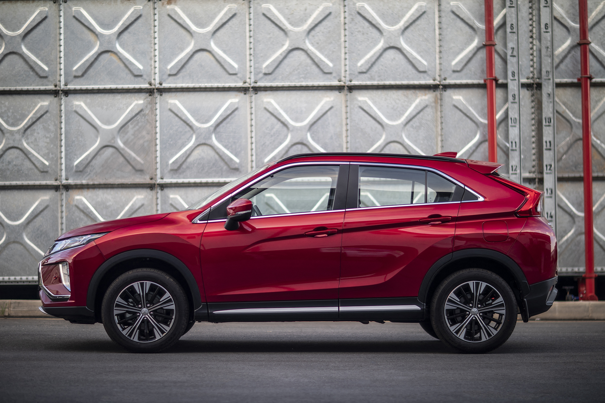 Mitsubishi Eclipse Cross 2 0: A welcome touch of indivi