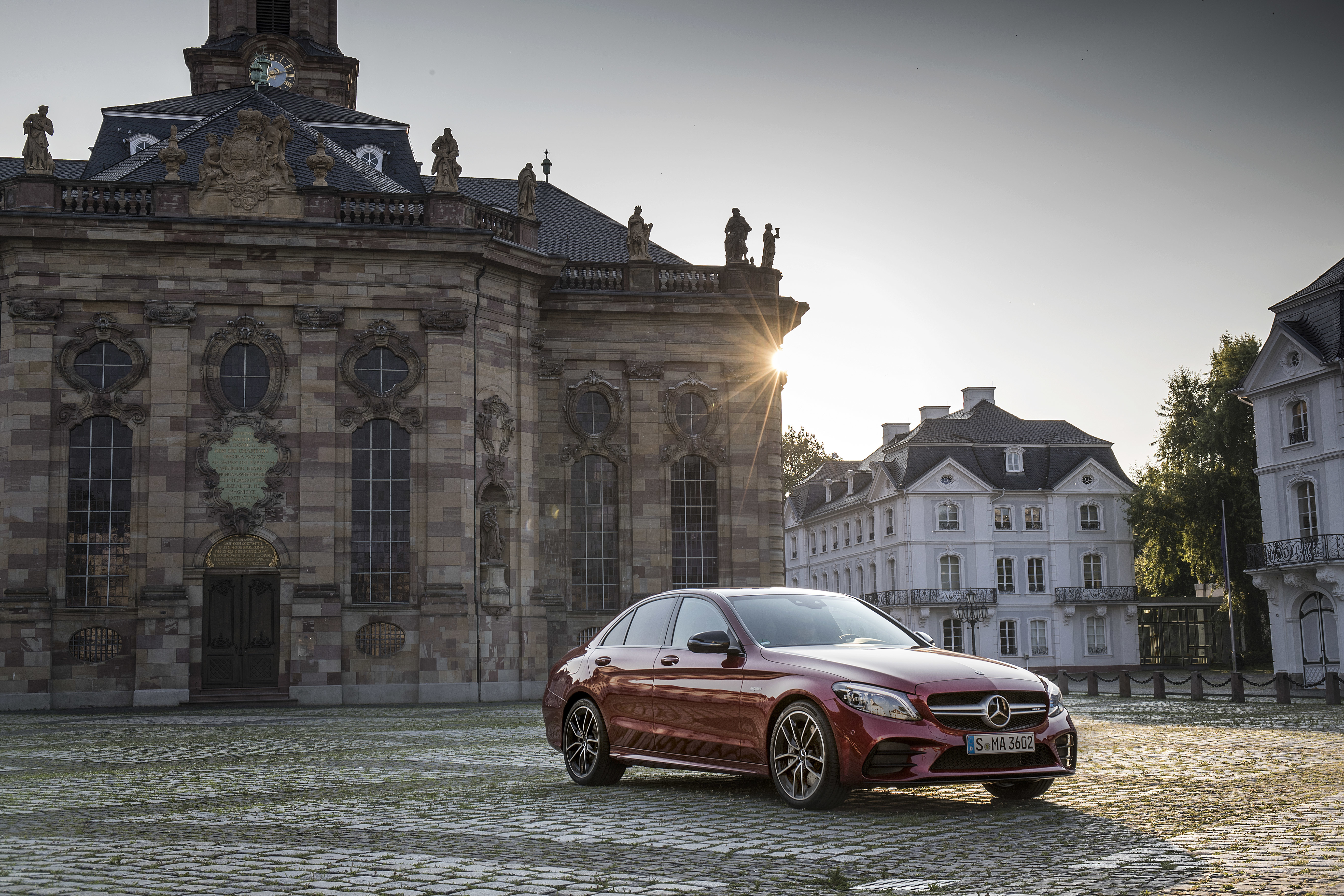 Mercedes-AMG C43 4Matic: Shifting the balance of power