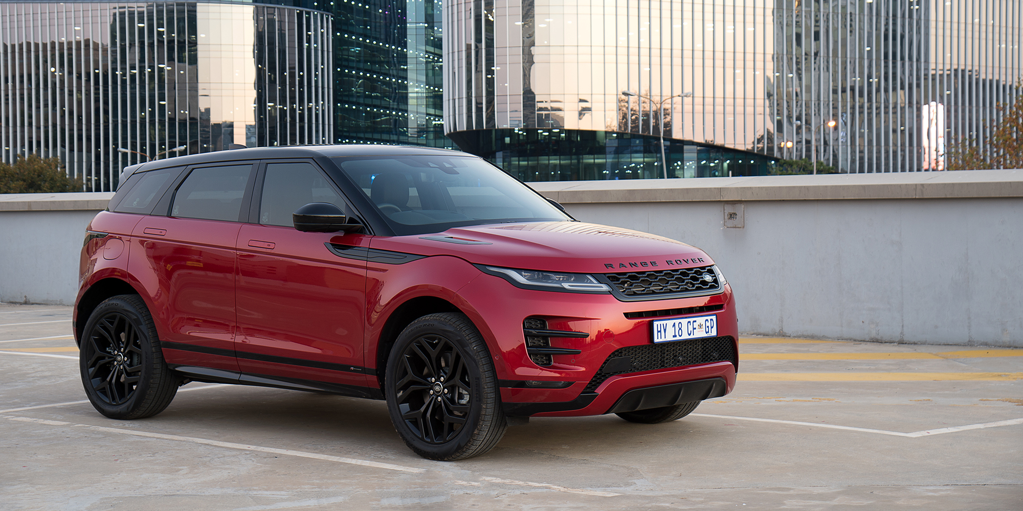 MOTORING: New Range Rover Evoque: Tech-heavy, street savvy