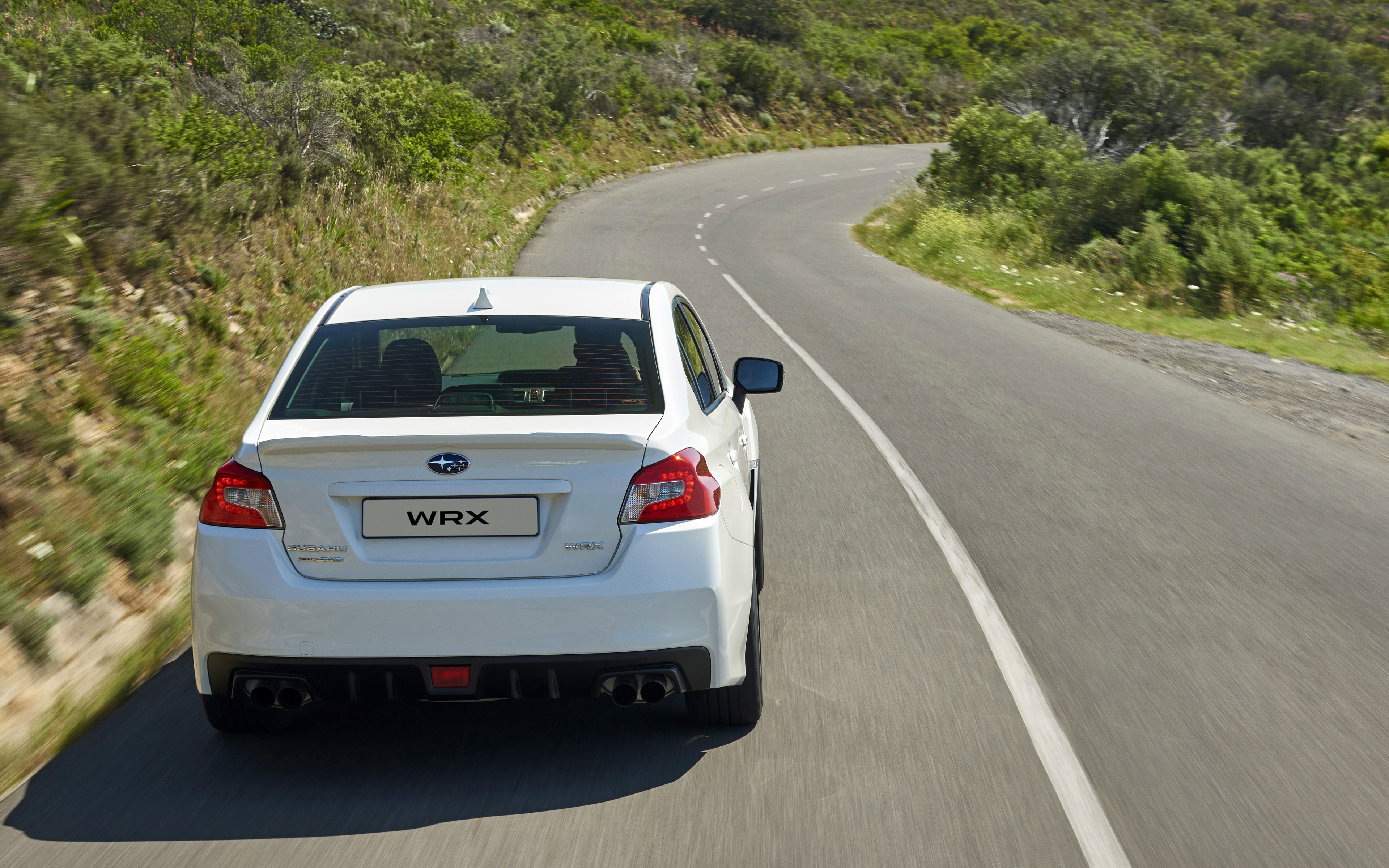Subaru WRX 2 0T Lineartronic CVT: Shifting perceptions