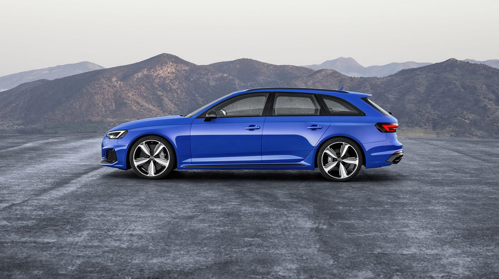 Audi Rs4 Avant Wonder Wagon