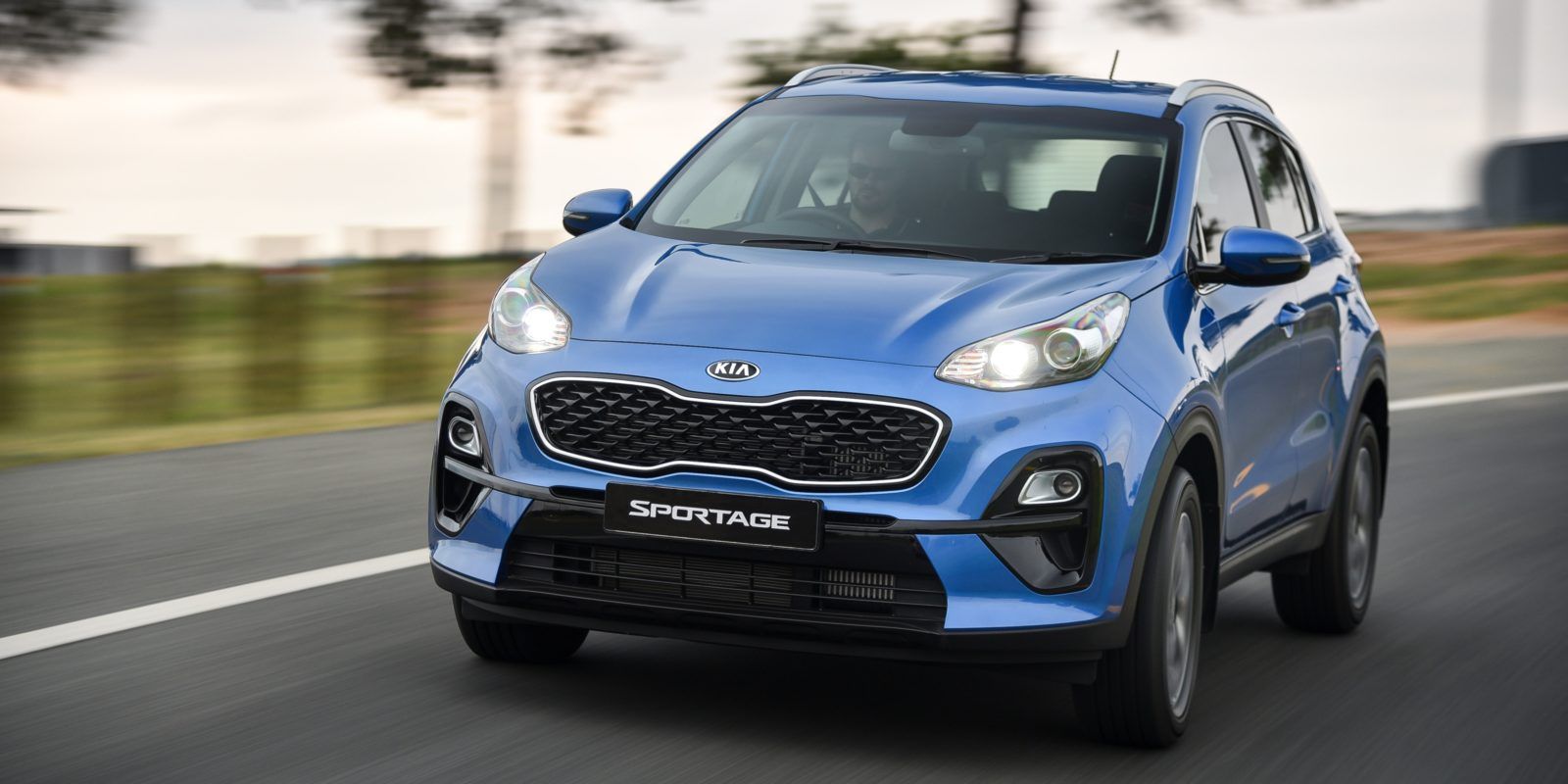 Kia Sportage 2 0 Crdi Ignite Plus At What More Could You Ask For