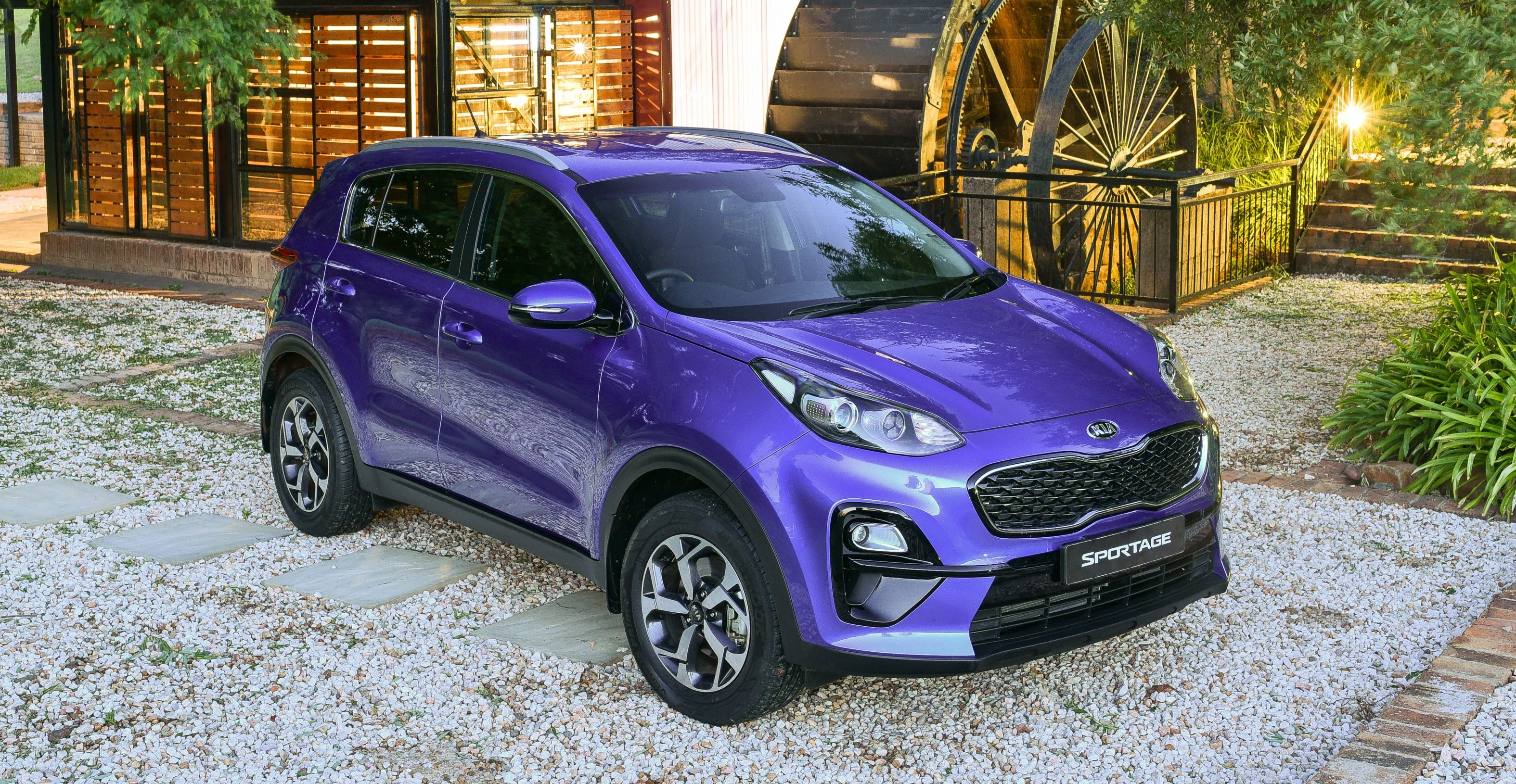 Kia Sportage 2 0 CRDi Ignite Plus AT: What more could y