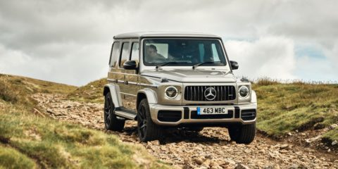 MOTORING: Mercedes-AMG G63: Heavy metal