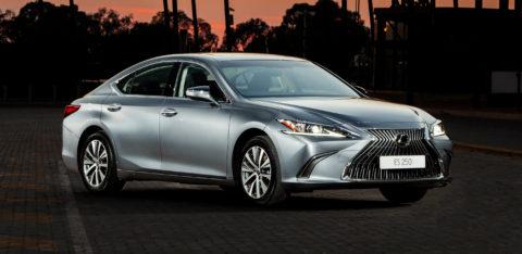 MOTORING: Lexus ES250 EX: Fighting a lost cause