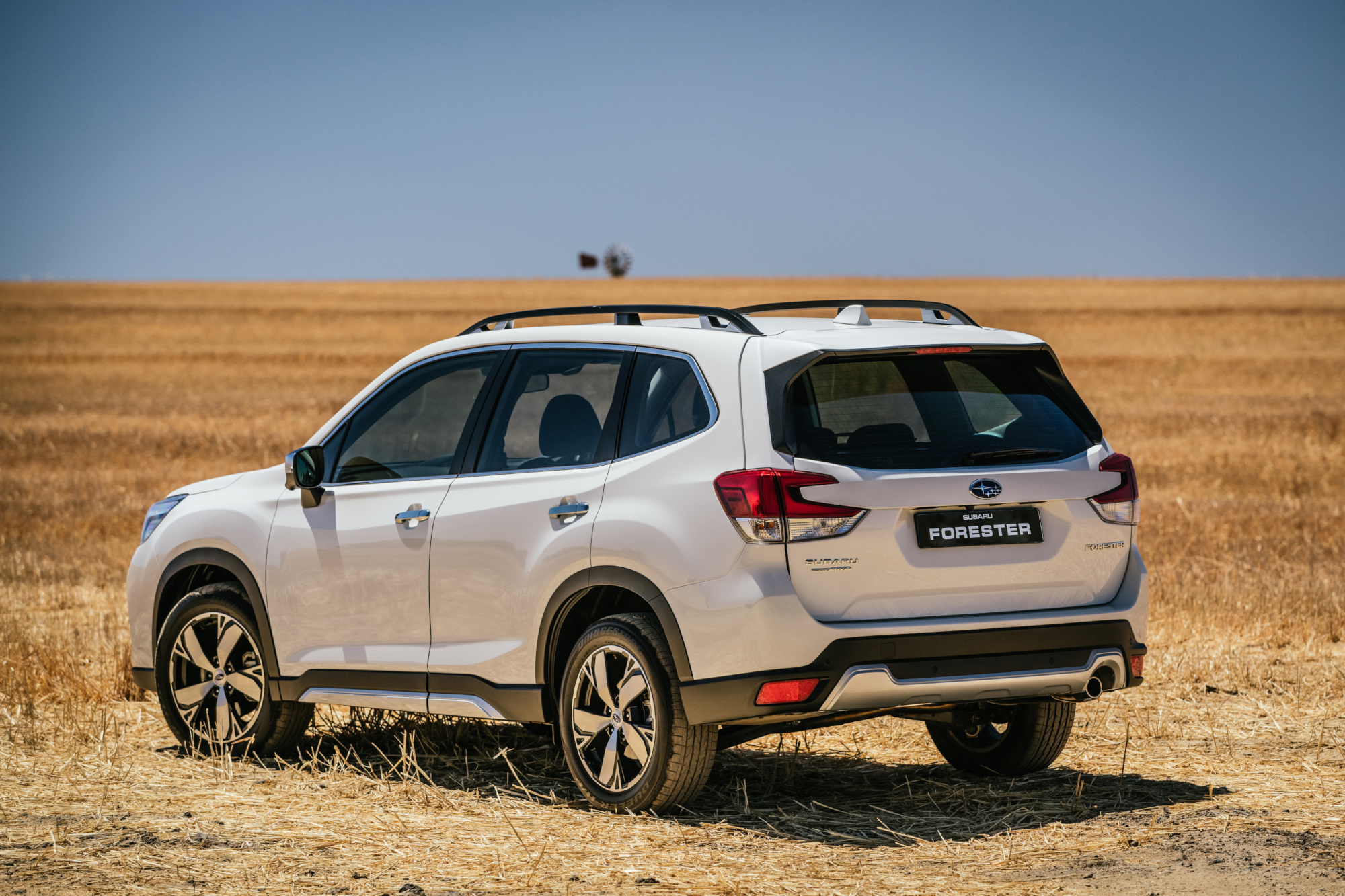 Subaru Forester 2 0i-S ES: Where's the go to match th