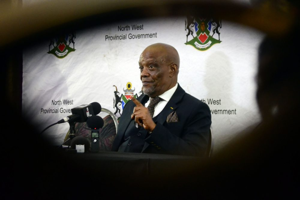 DA, EFF exit the house as premier makes promises - Daily Maverick
