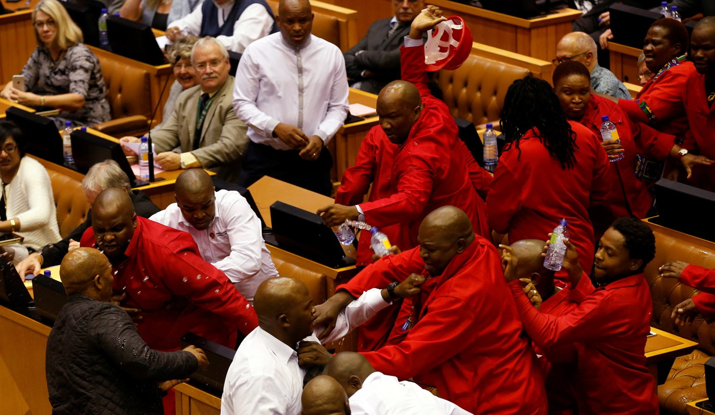 Some try to school Malema on ANC history: Twitter hits back in his defence
