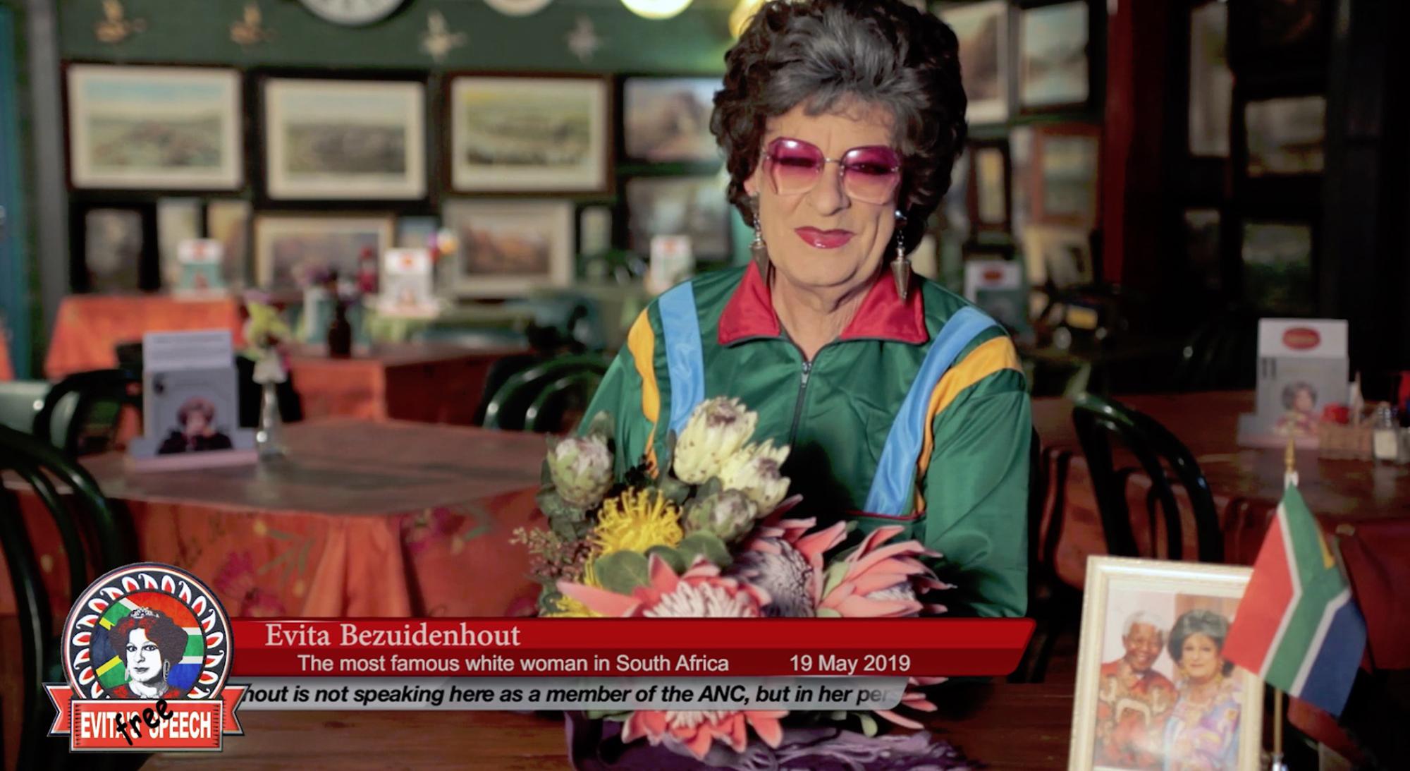 Ep. 195: Evita on how to swop Presidents (Video)